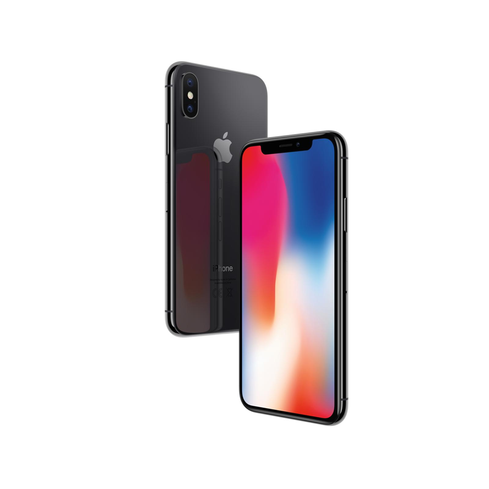 گوشی موبایل اپل مدل iPhone X ظرفیت ۲۵۶ گیگابایت